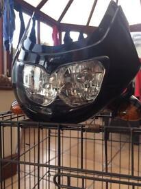 Raptor Headlight