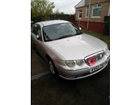 rover 75 in very good condition for may 31 2003 new spark plugs new cabin filter new air filter