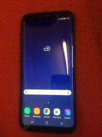 Smasung S8 PLUS 64 Gb, small crack crack on corner, factory unlocked