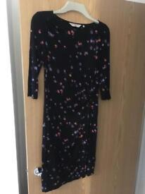 Jersey stretch dress size 14