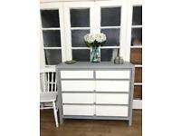 Lovely chest of drawers Free Delivery Ldn shabby chic