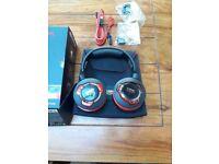 Soundblaster Evo zxr headphones .