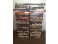 70+ dvds excellent condition some still sealed