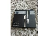 Denby Shale 24 piece cutlery set