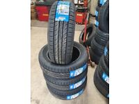 Full set Rockblade 205/55/16 New Tyres