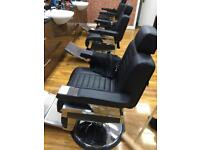 Barber chairs salon chairs traditional gents barbers chair