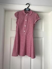 School Dress Age 6-7
