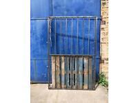 Mettle window yards 6 ft by 3.5 ft