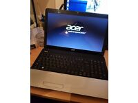 ACER 15.6INCH CORE i3 8 gig mem 500HDD WIN10 REFURBISHED OFFICE PACKAGE CLEAN AND TIDY