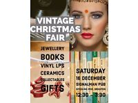 Vintage Christmas Fair, Ditchling Rise, Brighton Saturday 16 December