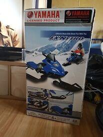 Yamaha kids snow bike brand new still in box