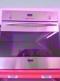 Micromark built in electric oven and grill , Silver in fully working condition