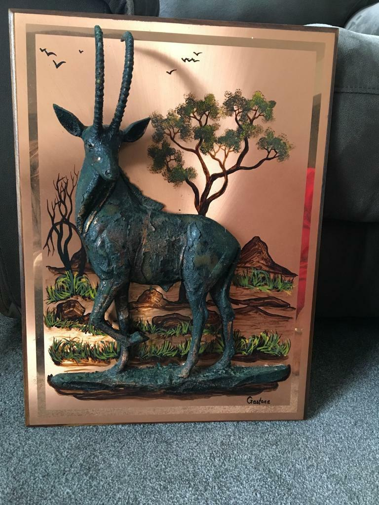 Antelope 3D gastone creation