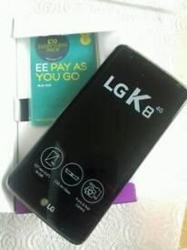 LG K8 4G Smartphone