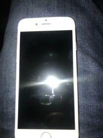 IPhone 6 white 16gb Vodafone network