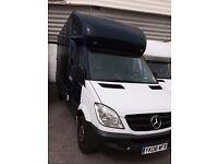 Luton Box Van - 08 Reg (Mercedes) Excellent £3950