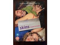 DVD - Skins - Season 1