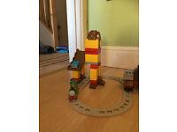 Mega Bloks Thomas & Friends Percy's Brave Tale