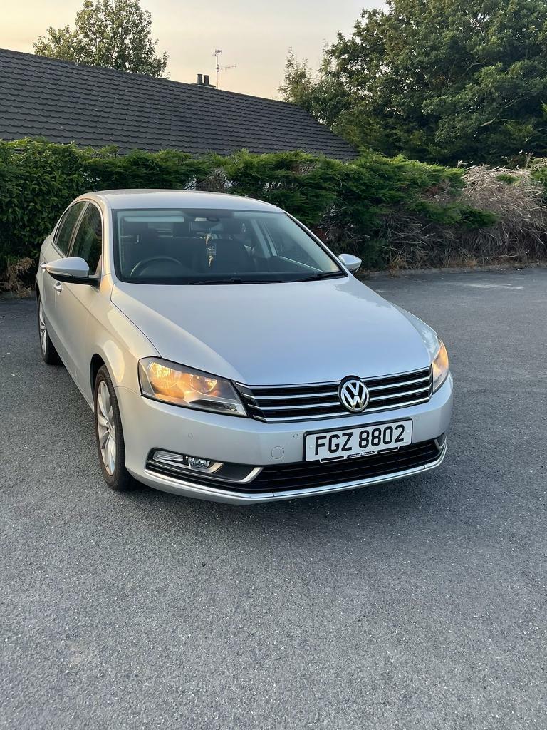 Volkswagen Passat 2.0 TDI Highline (£30 per year Tax!!)
