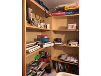 1 Ikea Billy Bookcase 80x20