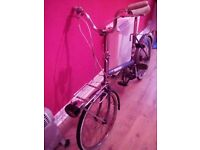 Old Raleigh Chopper bike
