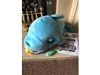 Blu Blu the Dolphin