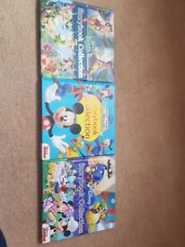 Disney Storybook collection excellent condition including Disney Fairies and Mickey Mouse Clubhouse