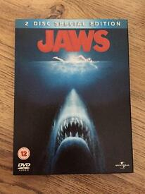 Jaws DVD 2 disc special 10th anniversary edition
