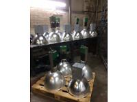 Industrial factory lighting lamps