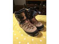 La Sportiva winter mountaineering boots