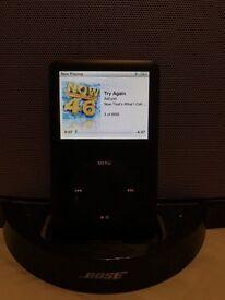 Apple iPod. Black. 80GB in full working order.
