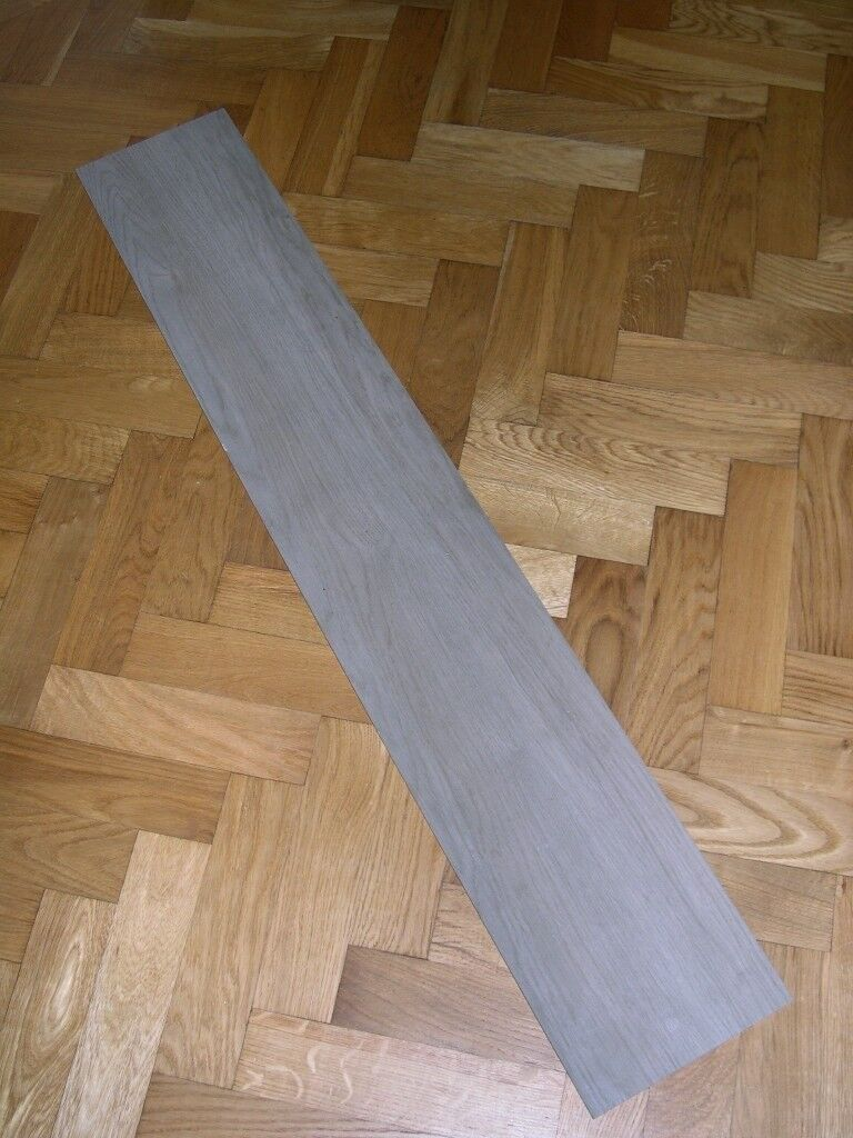 X 9 GREY LARGE LONG PORCELAIN FLOOR TILES BRAND NEW & BOXED | in ...