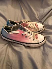 Converse kids size 12