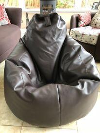 Next Large high back bean bag chair