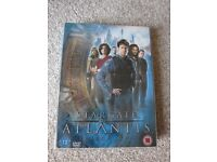 Boxed Set Of Season 2 Stargate Atlantis DVD'S