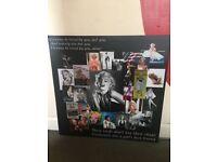 Marilyn Monroe Large Canvas