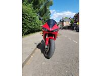 Very good condition Yamaha R6 Red