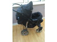 3 in 1 Baby Sportive Travel System