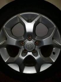 Vauxhall Alloys x 2