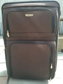 Large American Suitcase