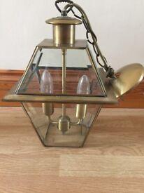 Lantern Light Fitting