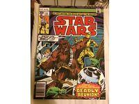 Star Wars Comic Canvas- £5
