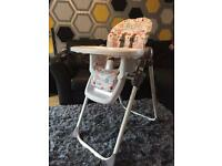 Red Kite baby high chair