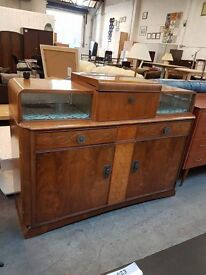 Large cocktail cabinet