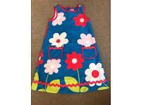 Boden girls dress 9-10