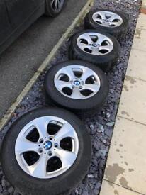 BMW 306 Style Wheels 5x120 16''