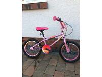 "Girls bike 12"" wheels - very good condition"