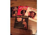 Neil Sedaka records
