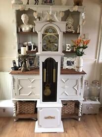 Pretty grandmother clock