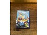 Simpsons Hit and Run PS2 Game - Excellent Condition!